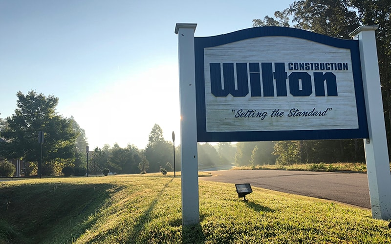 Welcome - Wilton Construction