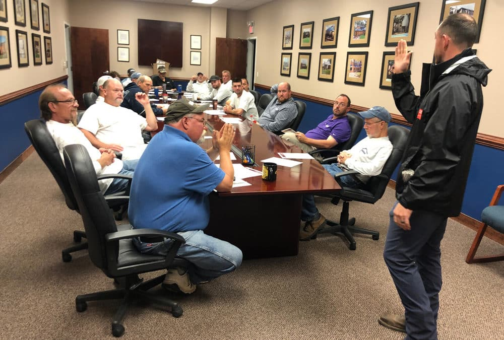 OSHA Stand Down with Builders Mutual